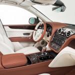 Bentley Bentayga 2016 interior 03