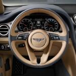 Bentley Bentayga 2016 interior 10