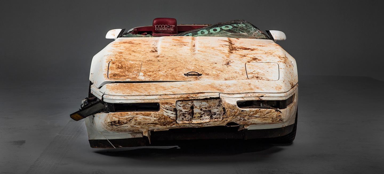 Chevrolett Corvette numero 1 millon 01