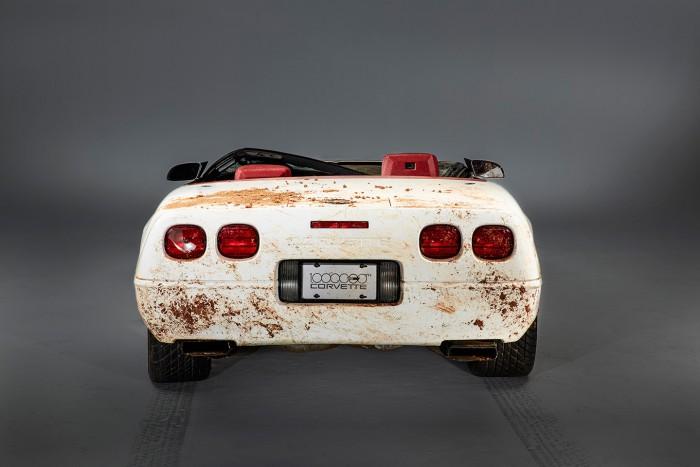 Chevrolett Corvette numero 1 millon 02