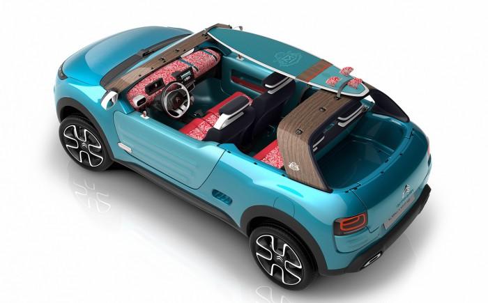 Citroen Cactus M Concept 2015 07
