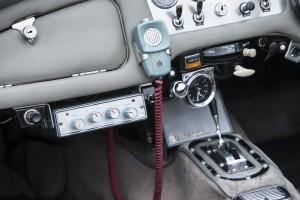 Daimler SP250 Police Specification Roadster 1965 interior 02
