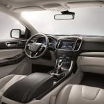 Ford Edge 2016 interior 01