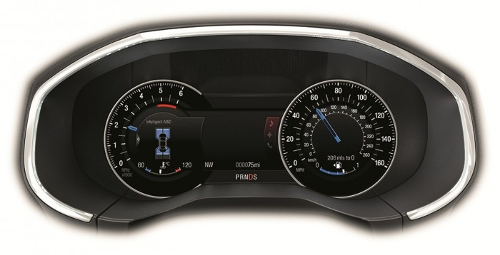 Ford S-Max 2015 intelligent speed limiter 02