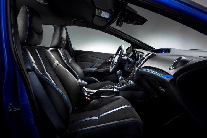 Honda Civic Tourer Active Life Concept 2015 interior 01