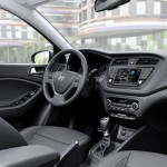 Hyundai i20 Active 2016 interior 02