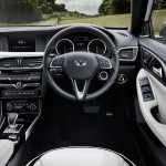 Infiniti Q30 2016 interior 4
