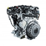Jaguar F-PACE 2016 motor