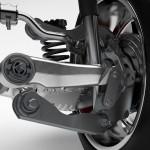 Jaguar F-PACE 2016 suspension