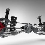 Jaguar F-PACE 2016 tecnica