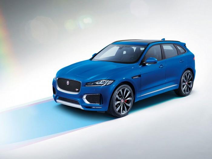 Jaguar F-PACE LE S 2016 04