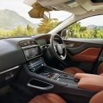 Jaguar F-PACE Portfolio 2016 interior 09