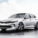 Kia Optima GT Concept 2015 10