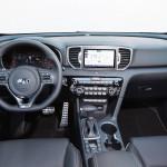 Kia Sportage 2016 interior 19