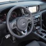 Kia Sportage 2016 interior 34