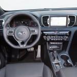 Kia Sportage 2016 interior 35