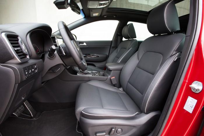 Kia Sportage 2016 interior 51