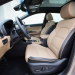 Kia Sportage 2016 interior 54