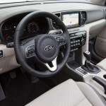 Kia Sportage 2016 interior 56