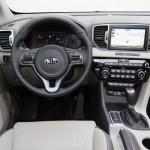 Kia Sportage 2016 interior 57