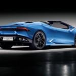 Lamborghini Huracán LP 610-4 Spyder 2015 02