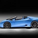 Lamborghini Huracán LP 610-4 Spyder 2015 03