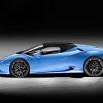 Lamborghini Huracán LP 610-4 Spyder 2015 04