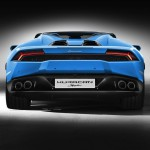 Lamborghini Huracán LP 610-4 Spyder 2016 05