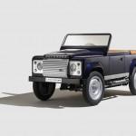 Land Rover Defender pedales 01