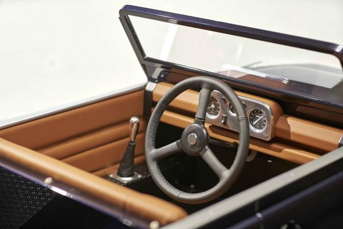 Land Rover Defender pedales 04