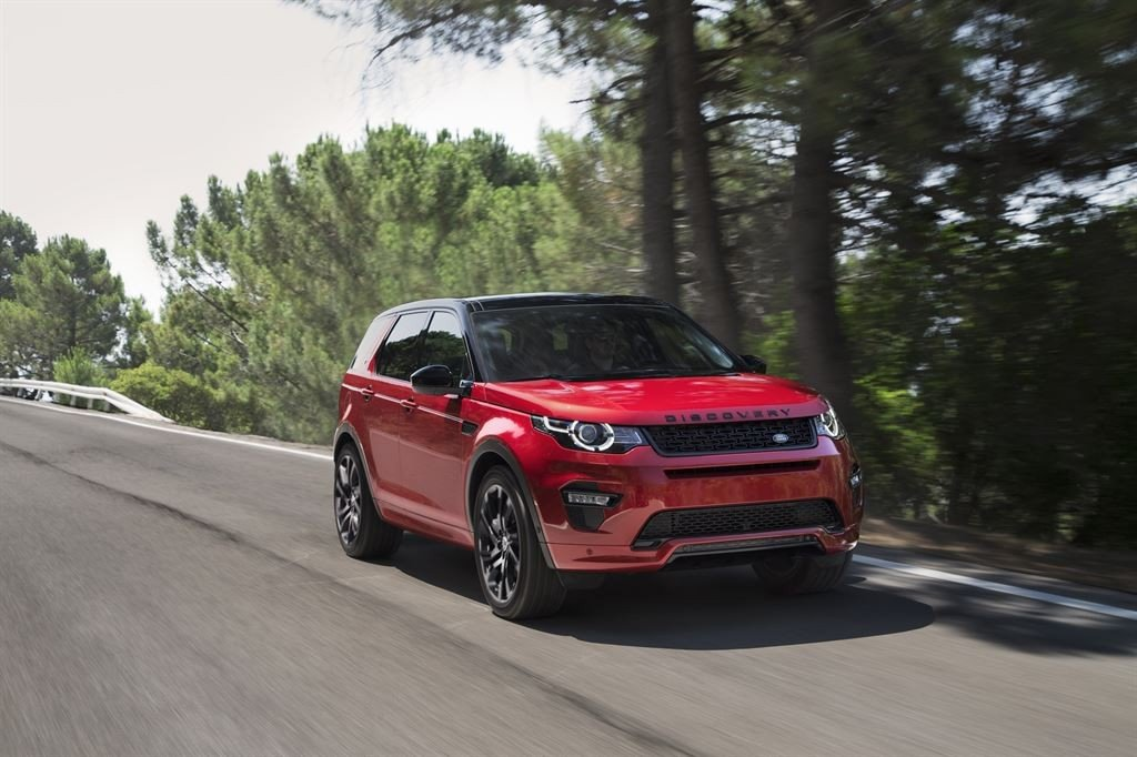 Land Rover Discovery Sport Dynamic 2016 01