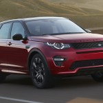 Land Rover Discovery Sport HSE Dynamic 2016 02