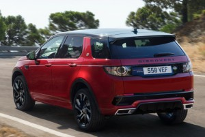 Land Rover Discovery Sport HSE Dynamic 2016 03
