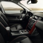 Land Rover Discovery Sport HSE Dynamic 2016 interior 01