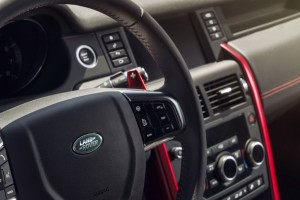 Land Rover Discovery Sport HSE Dynamic 2016 interior 02