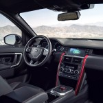 Land Rover Discovery Sport HSE Dynamic 2016 interior 06