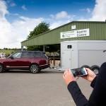 Land Rover Transparent trailer cargo sense 08