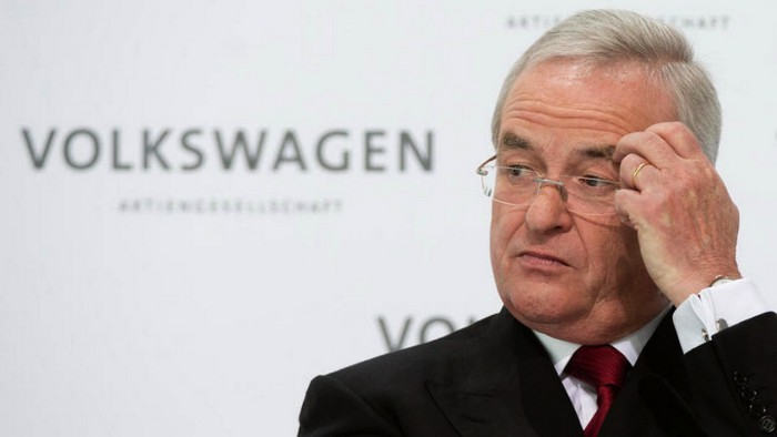 Martin Winterkorn VW