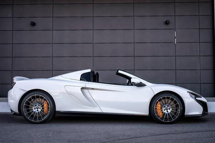 McLaren 650S Spider Nürburgring 24H Edition 2015 02