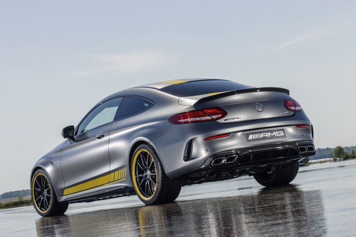 Mercedes AMG C63 Coupe Edition 1 2015 02