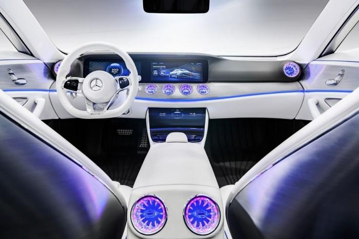Mercedes-Benz Concept IAA 2015 interior 01