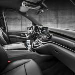 Mercedes Clase V AMG Line 2016 interior 02