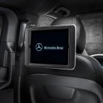 Mercedes Clase V AMG Line 2016 interior 04