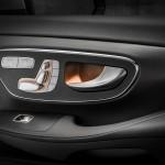 Mercedes Clase V AMG Line 2016 interior 05