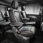 Mercedes Clase V AMG Line 2016 interior 06