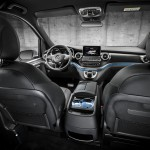 Mercedes Clase V AMG Line 2016 interior 07