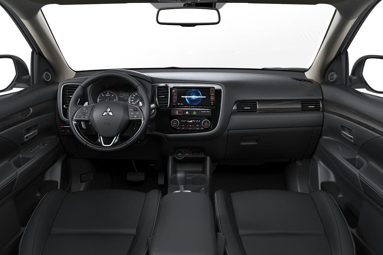 Nuevo Mitsubishi Outlander 2016 M 225 S Solido Y C 243 Modo