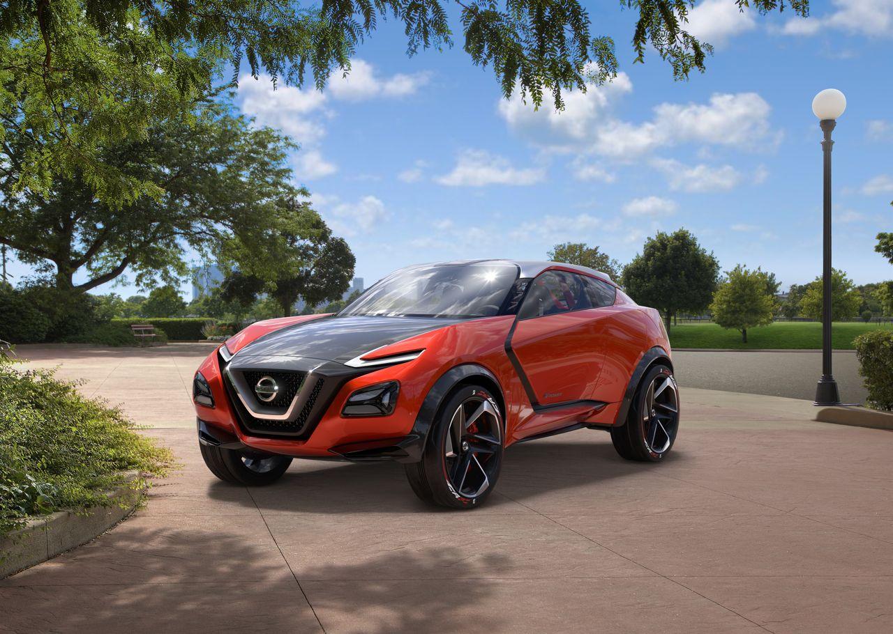 Nissan Gripz Concept 2015 10