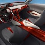 Nissan Gripz Concept 2015 interior  01