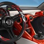 Nissan Gripz Concept 2015 interior  04
